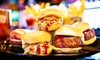 Tilted Kilt Pub & Eatery - Cliff Bungalow: Casual Lunch Food and Drinks for Two or Four at Tilted Kilt Pub & Eatery (Up to 52% Off)