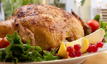 One or Two Broiler Chickens at GoneStraw Farms (Up to 52% Off)