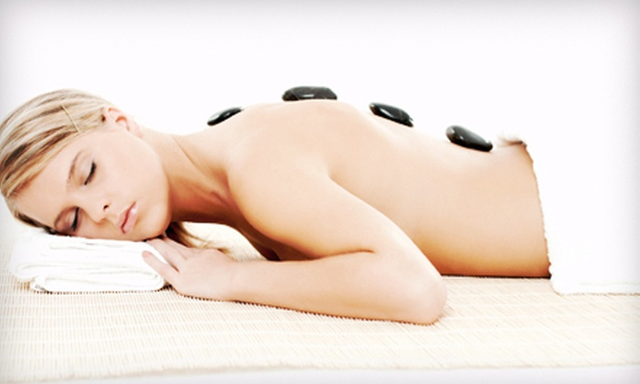 Caesar Spa - Thorold : $49 for a Spa Package with Facial, Hot-Stone Massage, and Paraffin Foot Treatment at Caesar Spa in Thorold ($155 Value)