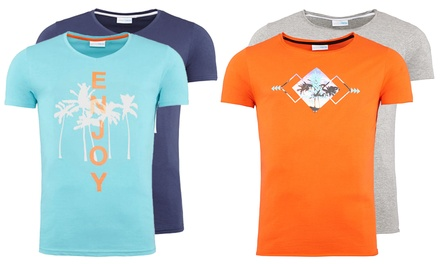 T-shirt Summer Fresh da uomo