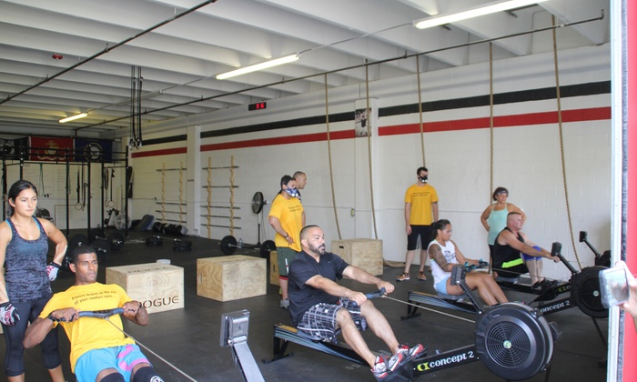 Cruzfit Va Llc - Williamsburg: Four Weeks of Fitness and Conditioning Classes at CruzFit VA LLC (65% Off)