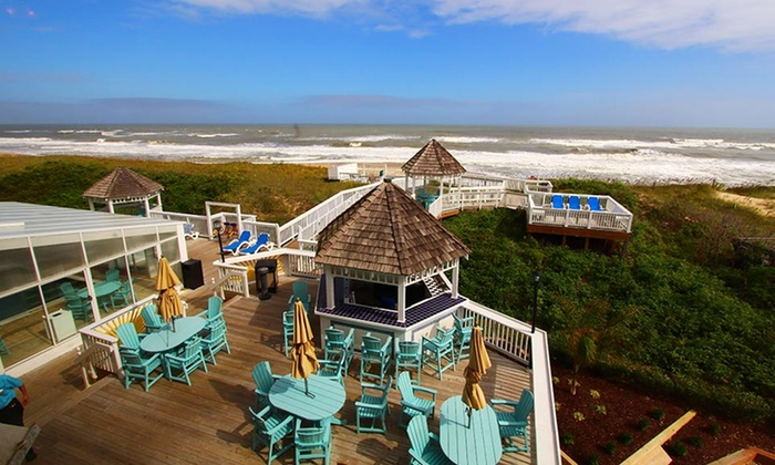 null - Charlotte: Stay at Ramada Plaza Nags Head Beach in Outer Banks, NC. Dates Available into May.
