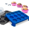 24-Cup Muffin Carrier and Pan