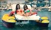 Up to Half Off Kayak or Electric-Lounger Rental