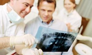 FojoyPierini: Limpieza bucal con radiografía panorámica por 12,95 € con uno o dos empastes desde 19,90 €