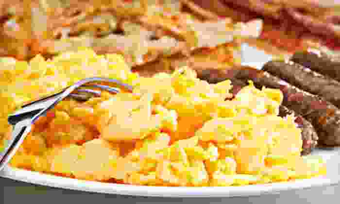 Clayton Diner - Clayton: $15 for Five Breakfast Specials and Five Drinks at Clayton Diner ($36.70 Value)