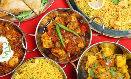 $12 for $24 Worth of Indian and Nepalese Fare at Shangri-La in Bethesda
