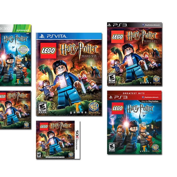 Lego Harry Potter Years 1 4 Or 5 7 Groupon