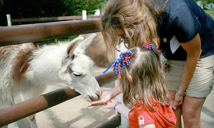 Long Island Game Farm - Manorville: $17 for Wildlife-Park Visit for Two Adults or Children at Long Island Game Farm (Up to $37.90 Value)
