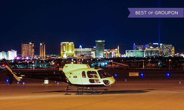 Las Vegas Helicopter Tour Groupon