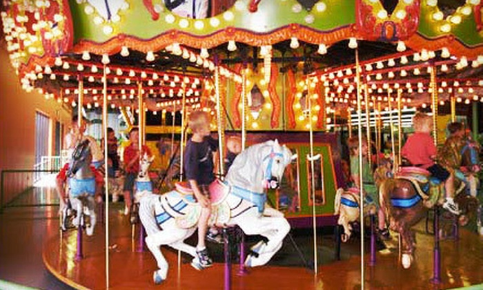 Jungle Jim's Playland - Midvale: $40 for 10 All-Day Wristbands at Jungle Jim's Playland ($84.20 Value)