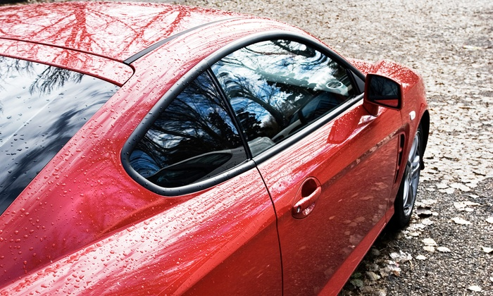 Canotek Auto Detailing - Canotek Auto Detailing: Spring Car-Cleaning Package at Canotek Auto Detailing (Up to 56% Off)