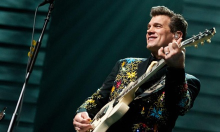 Chris Isaak at Genesee Theatre on Friday, December 13, at 8 p.m. (Up to 45% Off)