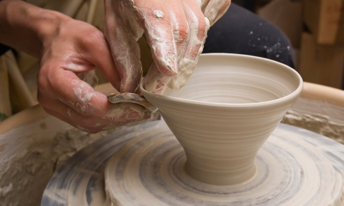 Petersen Art Center - Sugar House: $40 for One Month of Art or Pottery Classes at Petersen Art Center ($80 Value)