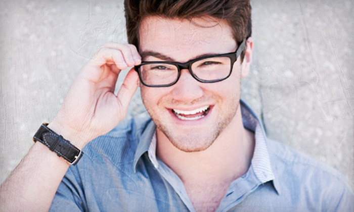Eyeland Eyecare Center and Luxoptics - Multiple Locations: $19 for Exam with $229 Toward Prescription Eyeglasses at Eyeland Eyecare Center and Luxoptics ($289 Value)
