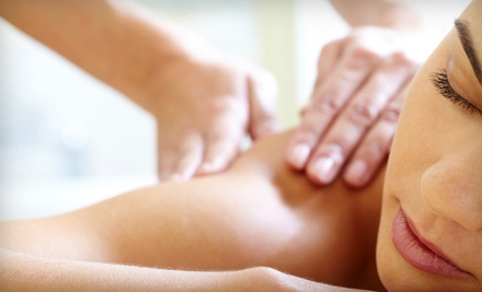 50-Minute Signature Massage or Facial (a $74 value) - Facelogic Spa  in Roswell