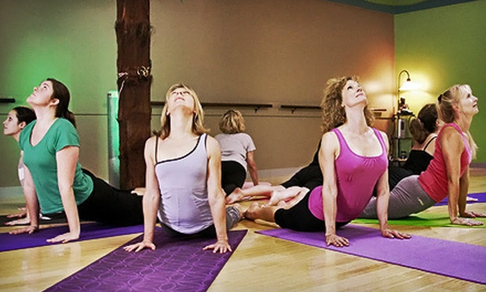 Wendy Fit - Town N County Alliance: 10, 20, or One Month of Unlimited Yoga or Pilates Classes at Wendy Fit (Up to 68% Off)