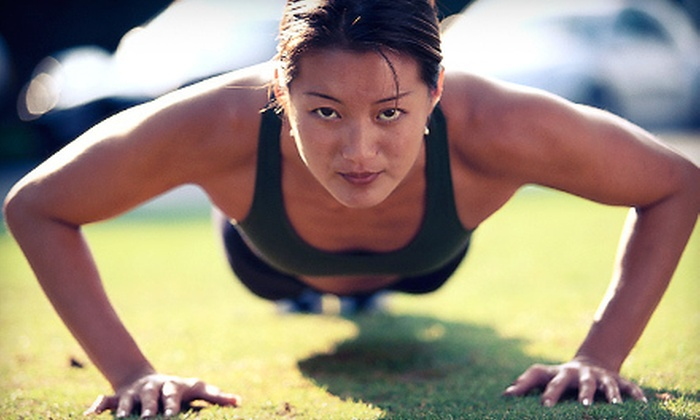 Fitness by Example - Orlando: Four or Eight Weeks of Unlimited Outdoor Boot-Camp Classes at Fitness by Example in Winter Park (Up to 90% Off)