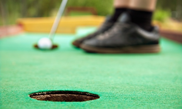 Gator Golf - Orlando: Round of Mini Golf for Two or Four at Gator Golf (Up to 52% Off)