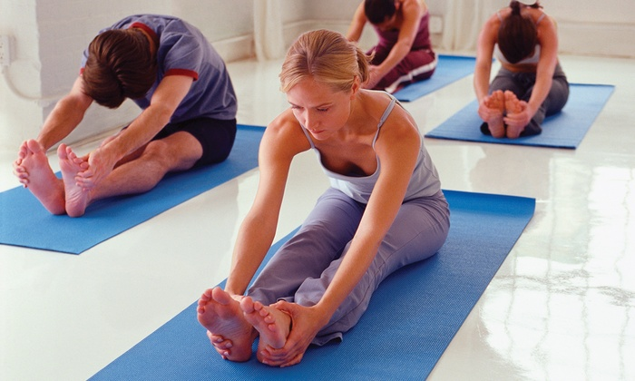 Beautiful Wings - East Isles: 10 or 20 Yoga Classes at Beautiful Wings (Up to 58% Off)