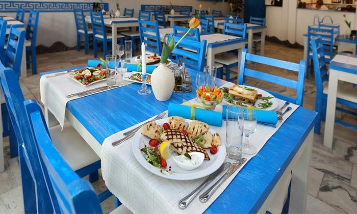 Restauracja Grecka Kamari W łódź Groupon