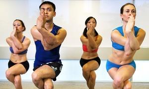 Bikram Yoga Santa Clara: 10 or 25 Drop-In Classes, or One Month of Unlimited Drop-In Classes at Bikram Yoga Santa Clara (Up to 81% Off)