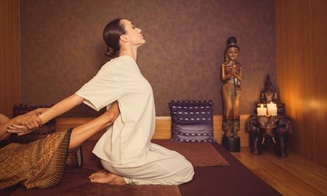 Thai or Table Thai Massage at Apex Retreat (Up to 54% Off) 656b1ae5-695d-4e93-9c7c-3a63fb1285a6