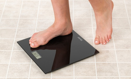 Vivitar Body Pro Digital LCD Bathroom Scale with One-Year Warranty. Free Returns.