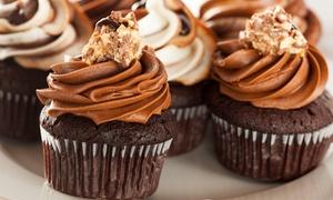 Posies & Pastries: $14.99 for One Dozen Gourmet Cupcakes at Posies & Pastries ($29.99 Value)