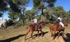 Paseo a caballo con desayuno