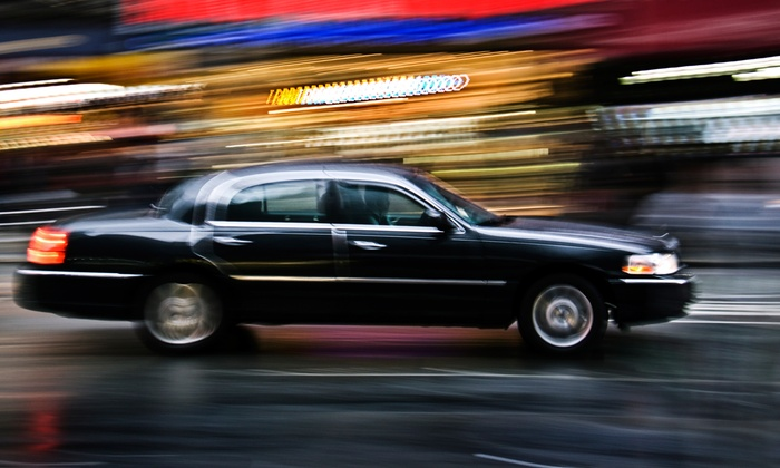 Camelot  Car Service - Central Jersey: One-Way or Roundtrip Service in a Lincoln Town Car to Newark Airport from Camelot Car Service (Up to Half Off)