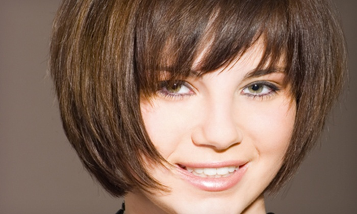 Avedis Salon & Photography - Liberty: Haircut and Blowout with Option for a Makeup Application at Avedis Salon & Photography (Up to 54% Off)