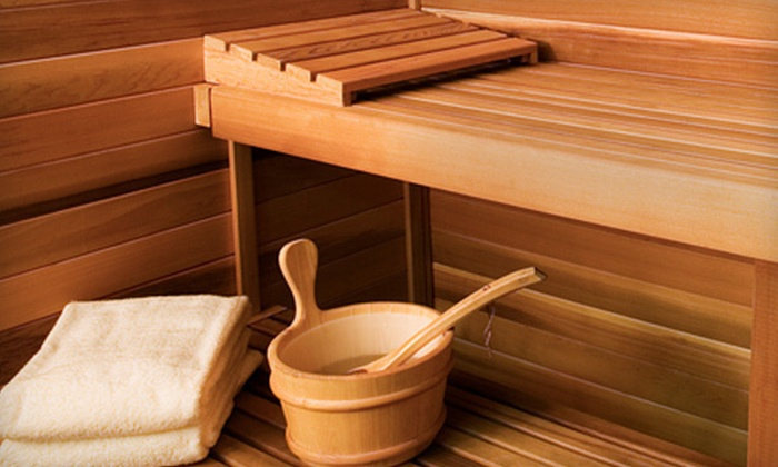 Archimedes Banya - Bayview: Four-Hour International Bathhouse Package with Drinks for One or Two at Archimedes Banya (Up to 61% Off)