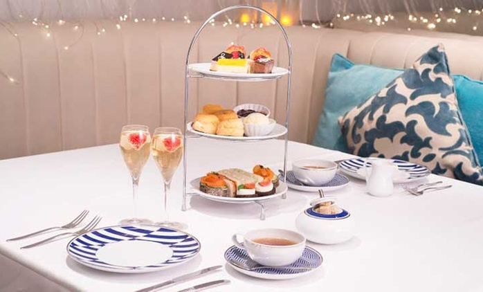 4* Champagne Afternoon Tea