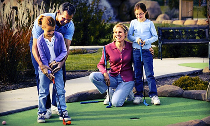 City Centre Park - Victoria: All-Access Visit for One, Two, or Four to City Centre Park (Up to 63% Off)