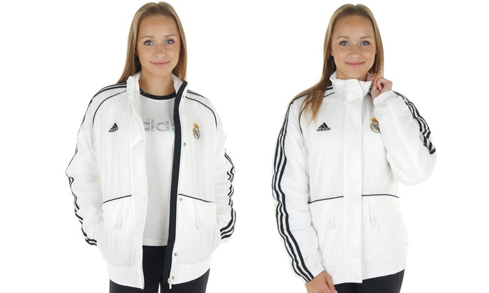 762dd4efc Chaqueta Real Madrid
