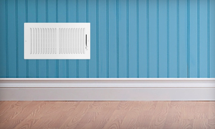The Steamers - San Antonio: $49 for Whole House Air-Duct and Dryer Vent Cleaning with Furnace Check from The Steamers ($275 Value)