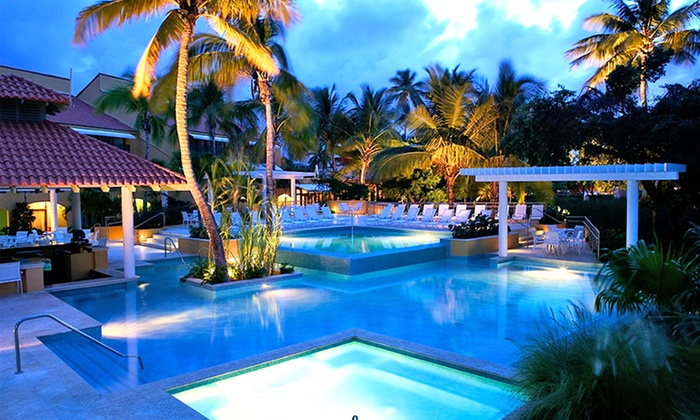Puerto rico package deals all inclusive