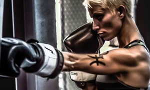 IronFit Boxing: Two Weeks or One Month of Unlimited Boxing Classes for One or Two at IronFit Boxing (Up to 59% Off)