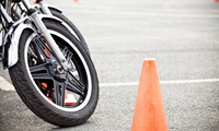 Permis moto avec ou sans code dès 379 € à lauto-école De La cité