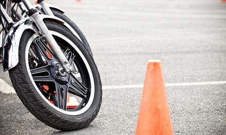 Formation BSR ou formation 125 cc voiture sans permis dès 139,99 € à lécole New center conduite