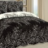 Hotel New York Quilted Comforter Set