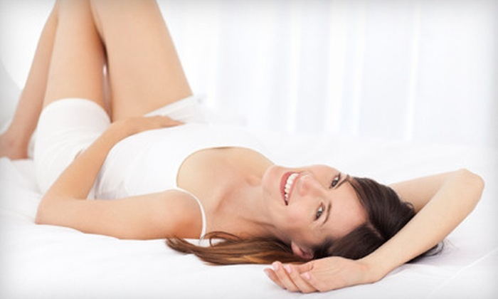 Texas Laser Clinic - Plano: Six Laser Hair-Removal Treatments for Two Small, Two Medium, or Two Large Areas at Texas Laser Clinic (Up to 95% Off)