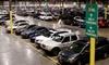 Peachy Airport Parking - Atlanta: 2, 4, 6, or 10 Consecutive Days of Indoor Parking at Peachy Airport Parking (Up to 44% Off)
