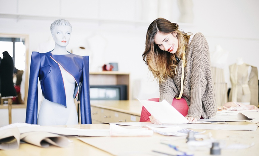 Online Fashion Courses Style Design College Groupon