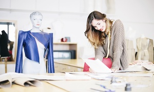 Style Design College Online: Online Fashion Design Course or How-To Sewing Course from  Style Design College Online (Up to 96% Off)