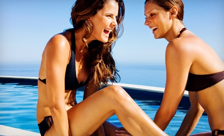 Two VersaSpa Spray-Tanning Sessions (a $59.90 value) - Texas Tan in Coppell