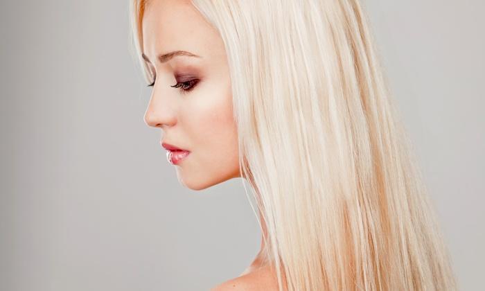 Evolution Hair Salon - Lincoln Park: $115 for a Keratin Smoothing Treatment at Evolution Hair Salon ($300 Value)