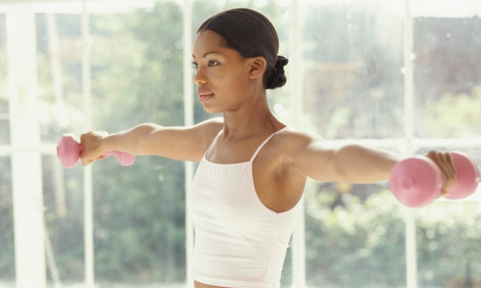 Body Vision Personal Training - Newark: Two, Four, or Six 30-Minute Personal-Training Sessions at Body Vision Personal Training (Up to 62% Off)