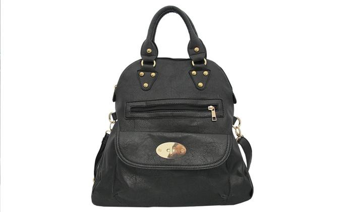 Yoki Vegan-Leather Handbag